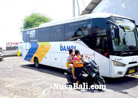 Nusabali.com - bus-kspn-nyaris-tanpa-penumpang