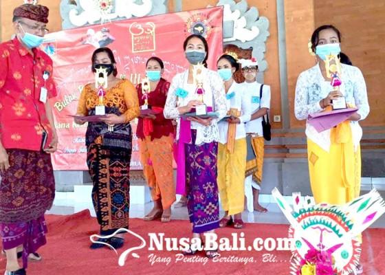 Nusabali.com - bulan-bahasa-bali-tuntas-di-26-desa-adat-se-kecamatan-rendang
