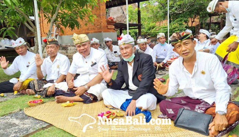 www.nusabali.com-manca-agung-bali-lacak-trah-ida-dhalem-shri-aji-tegal-besung