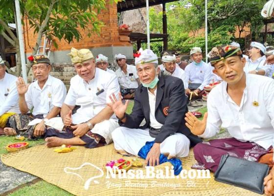 Nusabali.com - manca-agung-bali-lacak-trah-ida-dhalem-shri-aji-tegal-besung