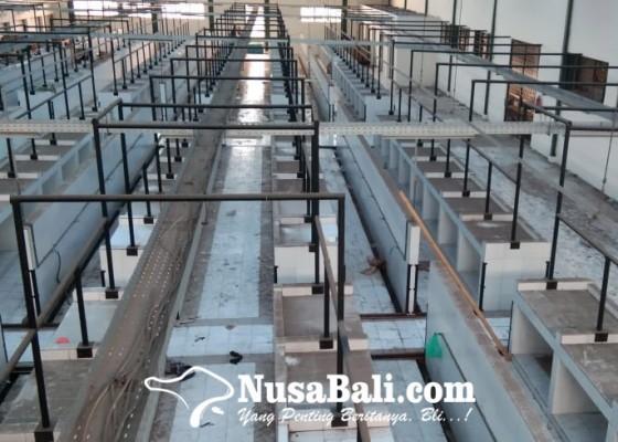 Nusabali.com - pasar-manuver-gilimanuk-nganggur