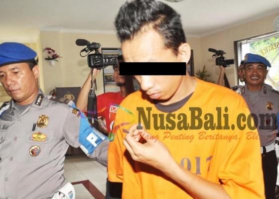 Nusabali.com - perkosa-rekan-kerja-karyawan-laundry-diciduk