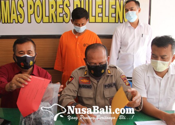 Nusabali.com - pelaku-persetubuhan-anak-di-seririt-jadi-tersangka
