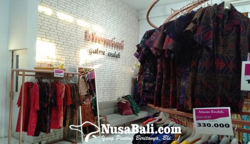 www.nusabali.com-sambut-se-busana-endek-toko-busana-mulai-diserbu-pembeli