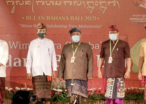 Nusabali.com - wimbakara-pidarta-basa-bali-bendesa-duta-badung-raih-juara-i