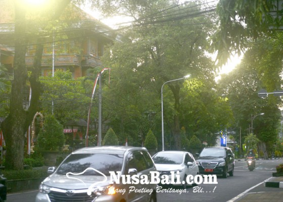 Nusabali.com - dishub-ganti-18000-lpju-konvensional-dengan-led