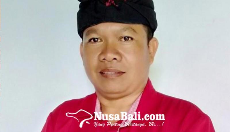 www.nusabali.com-wijaya-calon-paw-almarhum-suasana-di-dprd-jembrana