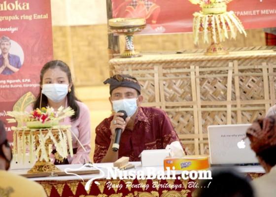 Nusabali.com - generasi-muda-minati-krialoka-patemon-pangrupak-ring-ental