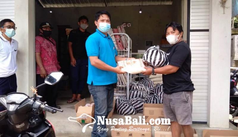 www.nusabali.com-bantuan-sembako-dinas-sosial-tersisa-932-paket