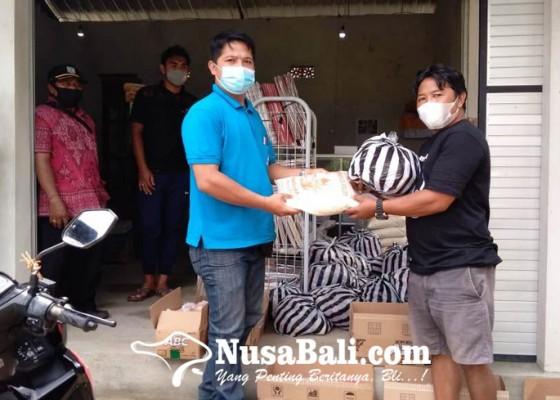 Nusabali.com - bantuan-sembako-dinas-sosial-tersisa-932-paket