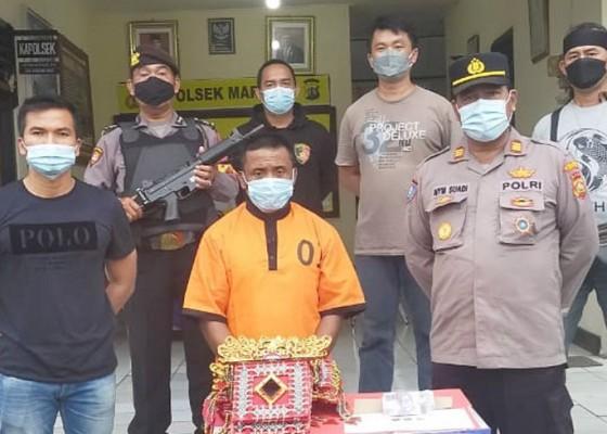 Nusabali.com - pencuri-uang-kepeng-di-pura-dalem-jema-diringkus-di-jember