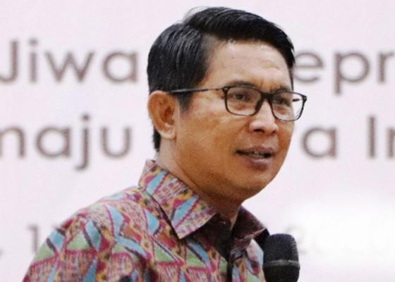 Nusabali.com - pemkab-badung-sosialisasikan-penggunaan-kain-tenun-endek