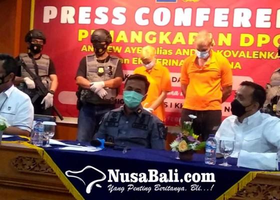 Nusabali.com - buronan-interpol-asal-rusia-yang-kabur-berhasil-diciduk-di-canggu