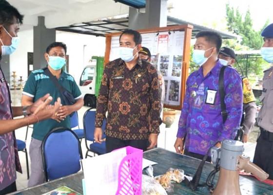 Nusabali.com - wabup-kasta-cek-kesiapan-satgas-covid-19