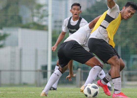 Nusabali.com - timnas-u-23-bakal-dijajal-bali-united-dan-bhayangkara