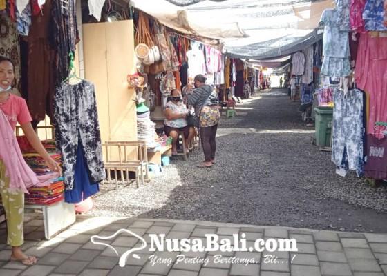 Nusabali.com - pedagang-pasar-seni-belum-tahu-kapan-pindah