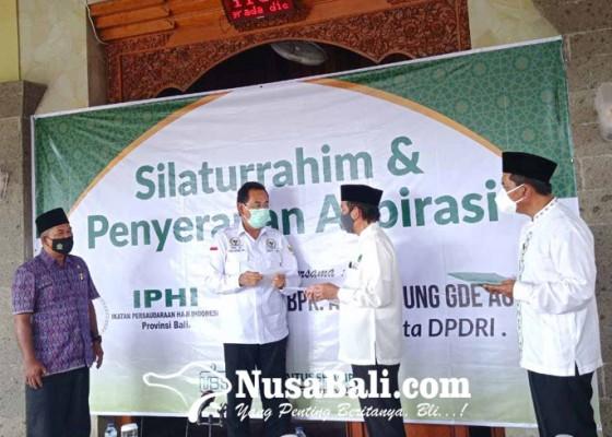 Nusabali.com - senator-aa-gde-agung-serap-aspirasi-iphi-bali
