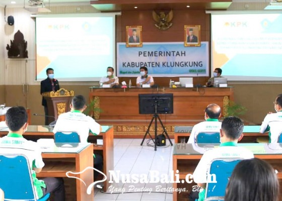 Nusabali.com - capaian-mcp-pemkab-klungkung-9024-persen