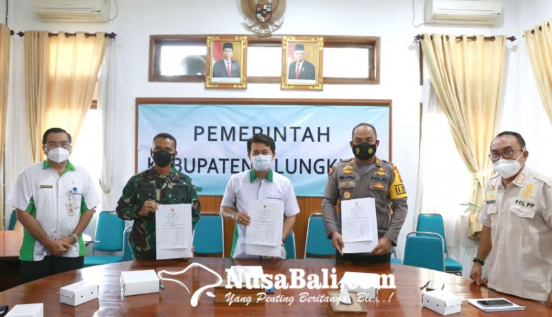 www.nusabali.com-pemkab-gandeng-polres-dan-kodim-klungkung