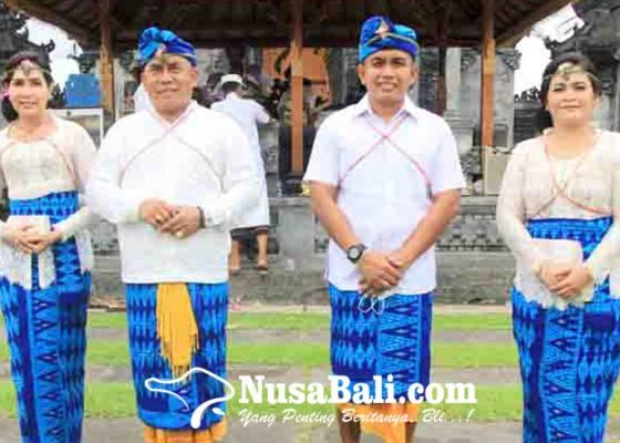 Nusabali.com - jelang-dilantik-tamba-ipat-jalani-prosesi-majaya-jaya