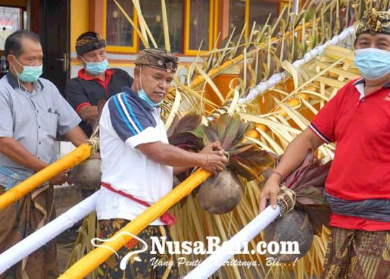 Nusabali.com - siswa-karauhan-smpn-1-selat-gelar-rsi-gana