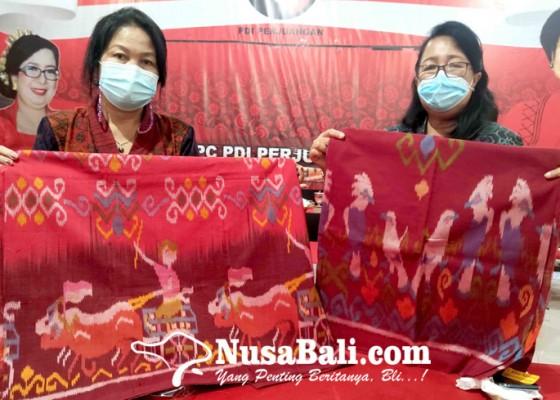 Nusabali.com - penggunaan-endek-bali-keberpihakan-ekonomi-lokal