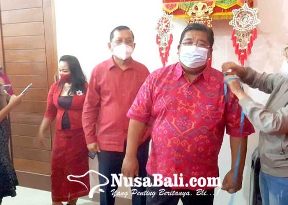 Nusabali.com - dpc-pdip-buleleng-dorong-bentuk-koperasi