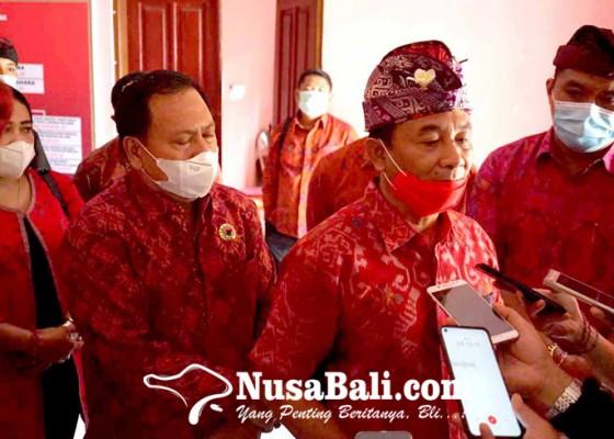 Nusabali.com - pdip-karangasem-usul-sediakan-bahan-baku-agar-harga-endek-terjangkau