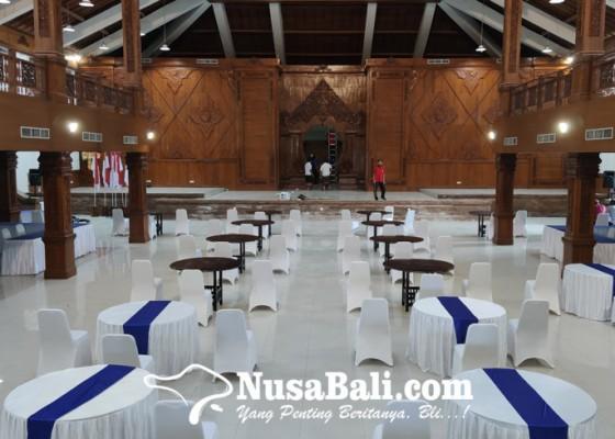 Nusabali.com - pemkab-ikuti-acara-secara-virtual