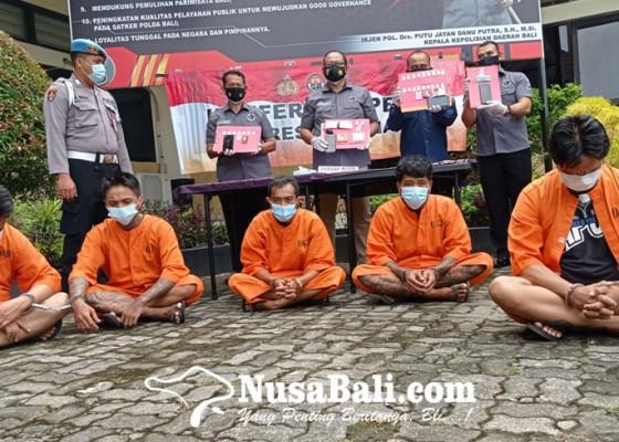 Nusabali.com - pandemi-kasus-narkoba-di-tabanan-malah-meningkat