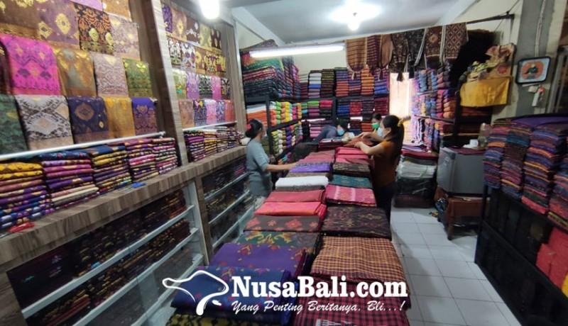 www.nusabali.com-penjualan-kain-endek-di-klungkung-meningkat