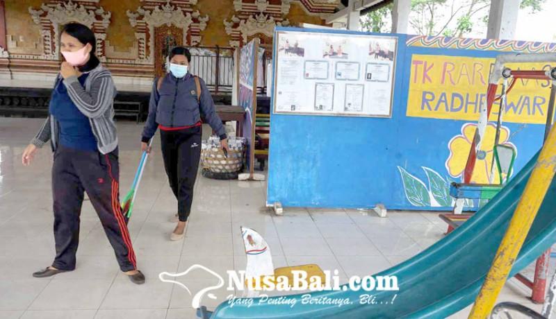 www.nusabali.com-lahan-dijual-paud-bhakti-yoga-direlokasi