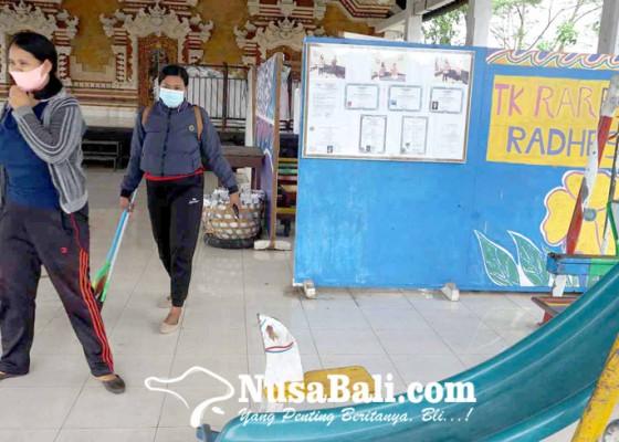 Nusabali.com - lahan-dijual-paud-bhakti-yoga-direlokasi