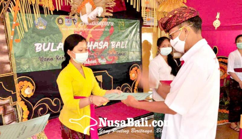 www.nusabali.com-rayakan-bulan-bahasa-bali-sman-1-amlapura-gelar-5-wimbakara