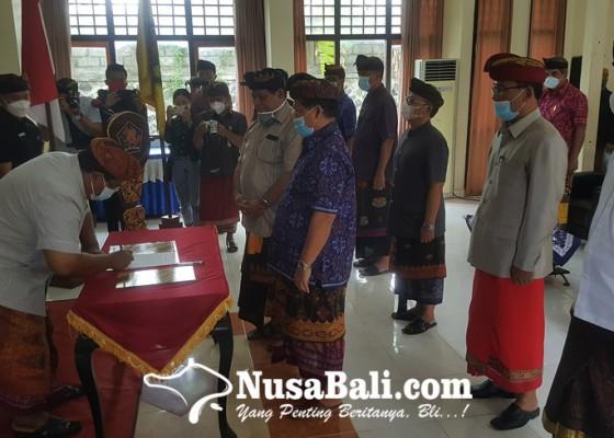 Nusabali.com - unipas-segarkan-pengurus-yayasan