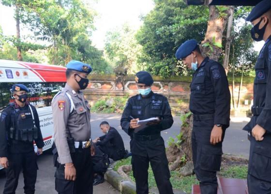 Nusabali.com - 132-personel-amankan-pelantikan-kepala-daerah-terpilih