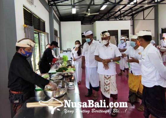 Nusabali.com - anggota-dpr-ri-resmikan-blk-tata-boga