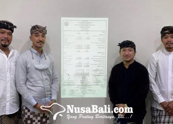 Nusabali.com - laporan-neraca-yayasan-bina-wisata-pakai-aksara-bali