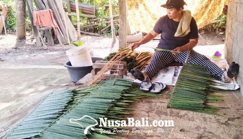 www.nusabali.com-pariwisata-sepi-orderan-atap-buyuk-anjlok