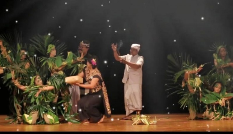 www.nusabali.com-sasolahan-sastra-angkat-tema-tumpek-wariga