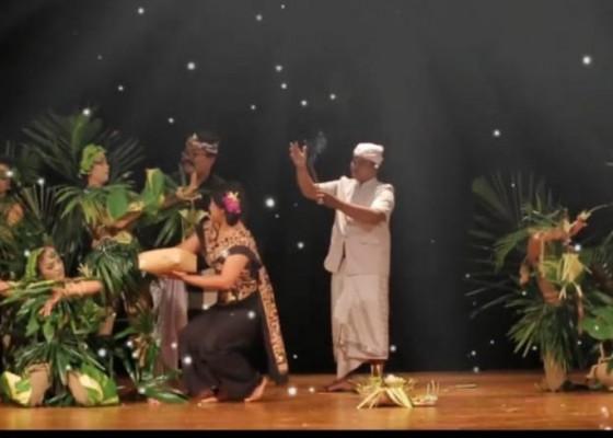 Nusabali.com - sasolahan-sastra-angkat-tema-tumpek-wariga
