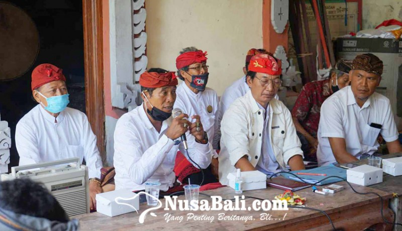 www.nusabali.com-mediasi-syarat-calon-bendesa-liligundi-deadlock