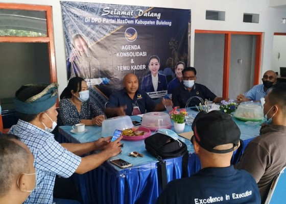 Nusabali.com - nasdem-dukung-pemerintahan-agus-suradnyana
