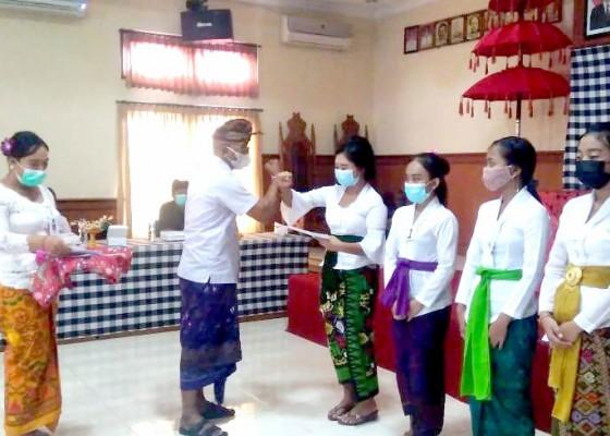 Nusabali.com - desa-adat-jagapati-gelar-wimbakara-dan-festival-bulan-bahasa-bali