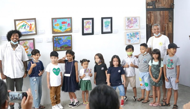 www.nusabali.com-16-anak-pameran-ruang-imajinatif