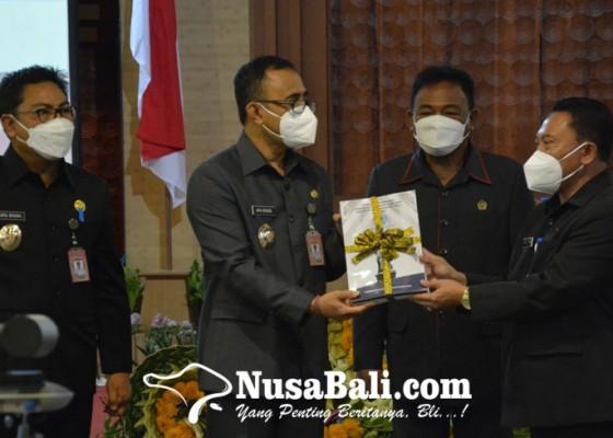 Nusabali.com - sertijab-walikota-denpasar-jaya-negara-ucapkan-terima-kasih-kepada-rai-mantra