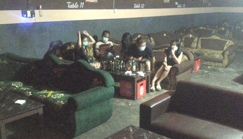 www.nusabali.com-sepekan-kerumunan-di-7-kafe-remang-remang-dibubarkan