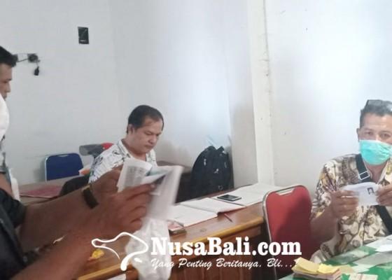 Nusabali.com - pengelola-pasar-data-pedagang-calon-penerima-vaksin