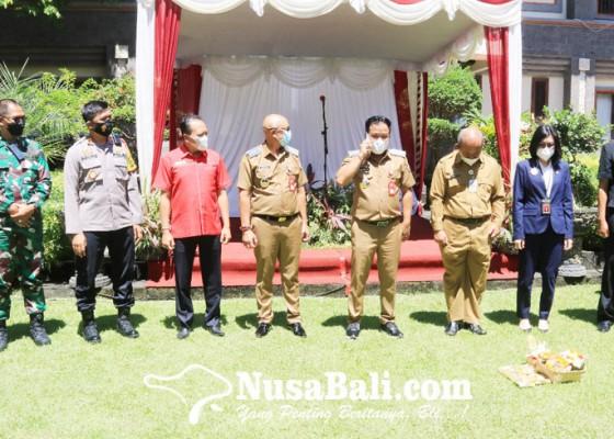Nusabali.com - bupati-launching-layanan-cepat-24-jam-bangli-era-baru