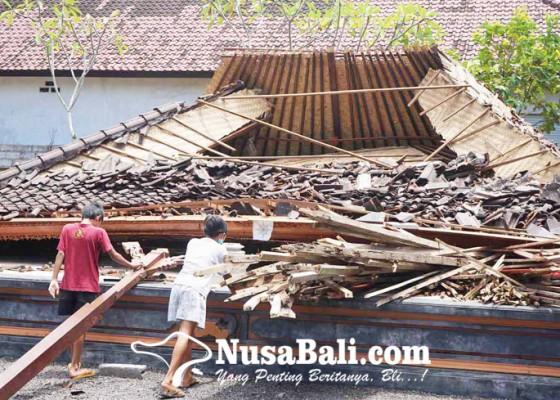 Nusabali.com - warga-gotong-royong-tanggulangi-bencana